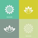 Abstract vector logo element. Royalty Free Stock Photos