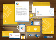 Abstract vector logos people to social groups business. People logo color community group corporate identity template design blue, Yellow, Cyan, Green vector illustration