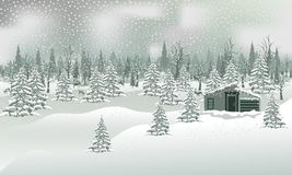 Abstract Vector Merry Christmas And Happy New Year Concept, Background Wallpaper. Royalty Free Stock Image
