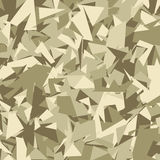 Abstract Vector Military Camouflage Background royalty free illustration