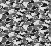 Abstract Vector Military Camouflage Background. Abstract Vector Military Gray Camouflage Background Made of Splash. Camo Grey Pattern for Army Clothing Royalty Free Stock Photos