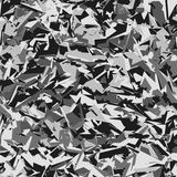 Abstract Vector Military Camouflage Background Stock Image