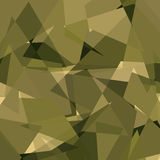 Abstract Vector Military Camouflage Background Stock Photography