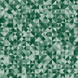 Abstract Vector Military Camouflage Background Made of Geometric Triangles Shapes Royalty Free Stock Photography