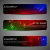 Abstract vector modern banner .design templates.Vector illustration. vector illustration