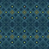 Abstract vector modern tiles pattern08 Royalty Free Stock Photos