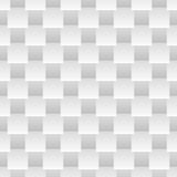 Abstract vector monochrome seamless pattern with g Stock Photography