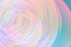 Abstract vector mother-of-pearl background Royalty Free Stock Photos