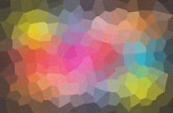 Abstract vector multicolored behang als achtergrond Royalty-vrije Stock Afbeelding