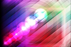 Abstract vector multicolored shaded background with lining and lighting effect, vector illustration. Wallpaper,many uses for backgrounds or wallpapers, screen Royalty Free Stock Image