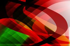 Abstract vector multicolored  wavy background, vector. Illustration, wallpaper,many uses for backgrounds or wallpapers, screen saver, book covers,web designing Royalty Free Stock Photo
