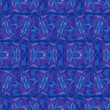 Abstract vector naadloos patroon Royalty-vrije Stock Fotografie
