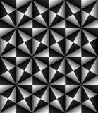 Abstract vector naadloos patroon Stock Afbeeldingen