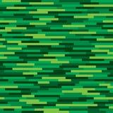 Abstract vector naadloos patroon als achtergrond in glitch stijlontwerp Royalty-vrije Stock Foto