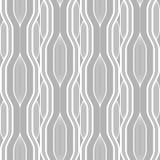 Abstract vector naadloos patroon met lijnen Achtergrond in high-tech stijl Stock Illustratie