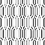 Abstract vector naadloos patroon met lijnen Achtergrond in high-tech stijl vector illustratie
