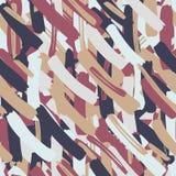 Abstract vector naadloos patroon voor meisjes, jongens, kleren Behang voor textiel en stof De stijl van de manier royalty-vrije illustratie