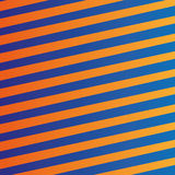 Abstract vector orange blue lines background. For web and graphic projects vector illustration