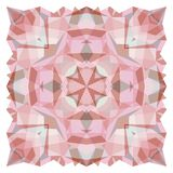 Abstract vector ornament geometric background Royalty Free Stock Photography