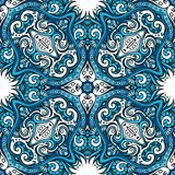 Abstract vector ornamental ethnic background Royalty Free Stock Images