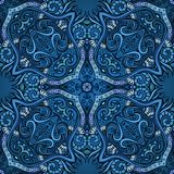 Abstract vector ornamental ethnic background Royalty Free Stock Photos