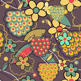 Abstract vector pattern Stock Photography