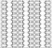 Abstract vector pattern Stock Photos
