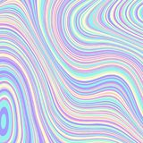 Abstract psychedelic vector background. Royalty Free Stock Images