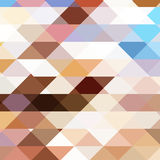 Abstract vector polygonal background. Consist of triangles. Vector illustration. Design template. EPS 10 Royalty Free Stock Photos