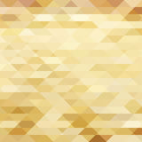 Abstract vector polygonal background. Consist of triangles. Vector illustration. Design template. EPS 10 Stock Photography