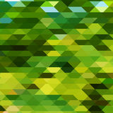 Abstract vector polygonal background. Consist of triangles. Vector illustration. Design template. EPS 10 Royalty Free Stock Photo