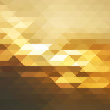 Abstract vector polygonal background. Consist of triangles. Vector illustration. Design template. EPS 10 Stock Images