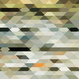 Abstract vector polygonal background. Consist of triangles. Vector illustration. Design template. EPS 10 Stock Photos