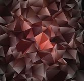Abstract vector  polygonal  background. Low poly triangular pattern. The best graphic resourse for your design works. Modern abstract colorful background with a Stock Photos