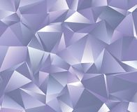 Abstract vector  polygonal  background. Low poly triangular pattern. The best graphic resourse for your design works. Modern abstract colorful background with a Royalty Free Stock Photography