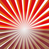 Abstract vector rays Royalty Free Stock Image