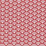 Abstract Vector Retro Pattern. Hight-contrast abctract retro pattern 2 colors Vector Illustration