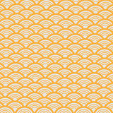 Abstract Vector Retro Pattern. Hight-contrast abctract retro pattern 2 colors Stock Photos