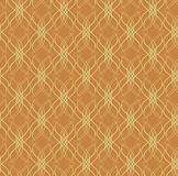 Abstract vector seamless light brown pattern Stock Image