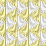 Geometric vector illustration. royalty free illustration