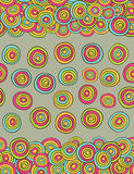 Abstract vector seamless pattern Stock Photography