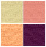 Abstract vector seamless pattern Stock Photos