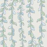 Abstract vector seamless pattern with succulentes Royalty Free Stock Images
