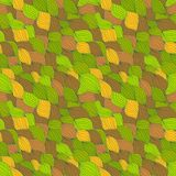 Abstract vector seamless pattern Stock Photo