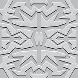 Abstract vector seamless wallpaper Stock Photo