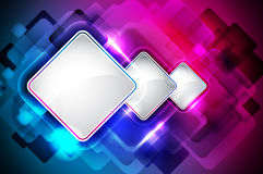 Abstract vector shiny background  design. Stock Images