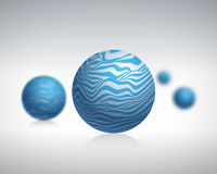 Abstract Vector Sphere Royalty Free Stock Photos