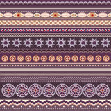 Abstract vector strip pattern Royalty Free Stock Image