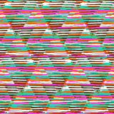 Abstract vector striped background. Bright colorful stripes. Multicolor stripes pattern. Geometric stripes background. Op art stripe. Striped pattern. Striped royalty free illustration