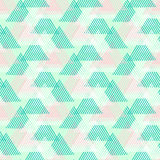 Abstract vector striped background Royalty Free Stock Images
